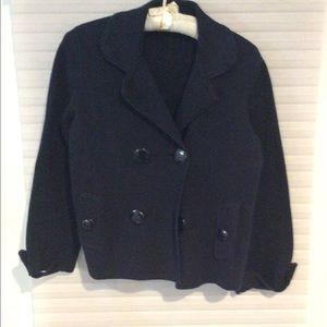 J Crew cotton jacket Size medium
